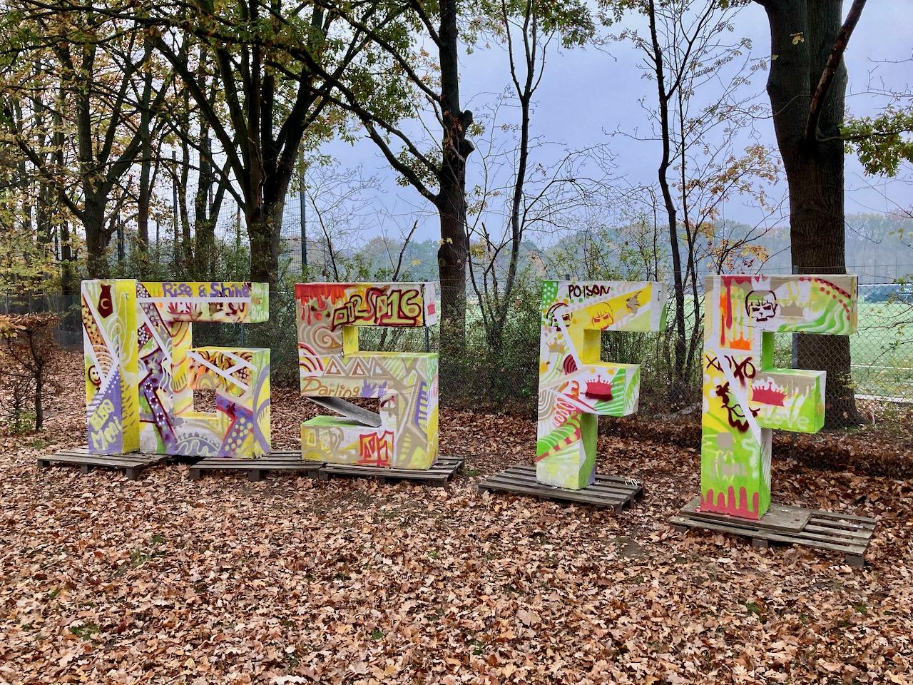 Graffiti Kurs